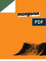 Mongoose 2011 BMX