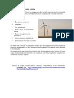 VENTAJAS DE LA ENERGIA EOLICA