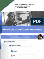 UNIDAD I - PCGA, NIIF, Y NIIF PARA PYMES.ppt