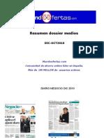 Dossier MundoOfertas Muestras gratis dic- oct 2010