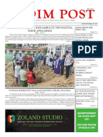 The Tedim Post News Journal