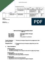 RPP BERKARAKTER MATEMATIKA KELA IX KD 1-3