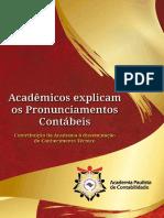 E-book Acadêmicos Explicam os Pronunciamentos Contábeis.pdf