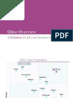 Odoo Overview v1.3
