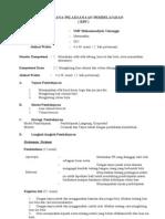 RPP MATEMATIKA KD 2.2c KELAS IX