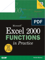 Microsoft Excel 2000 Functions in Practice Book.pdf