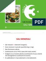 3. micronutrienti - sali minerali