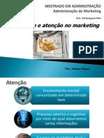 Percepção e Atenção no marketing