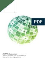 Deloitte SWIFT for Corporates Brochure