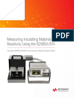 Measuring Insulating Material Resistivity Using the B2985A.pdf