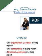 Chap012-L&F - Parts of Reports