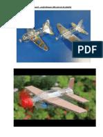 Avionul- confectionare din pet-uri