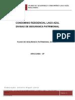 Plano de Acao Lago Azul