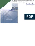 index-linear-algebra-a-geometric.pdf