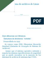 2.Estructura de ficheros de linux