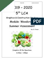 5th lca g cs summerassessment 2020