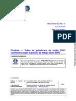INTE 16-01-01 2014 Tubos presión SDR
