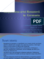 Raspandirea artei Renasterii in  Germania ppt.pptx