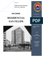 LA-RESIDENCIAL SAN FELIPE-INFORME