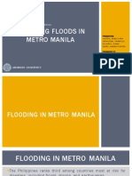 Case Study No. 8-Managing Floods in Metro Manila