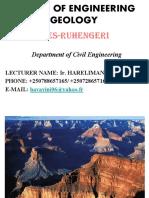 ENGINEERING GEOLOGY-