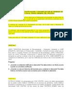 Taller de casos de notificación y contabilización de términos de acuerdo con el Código General del Proceso.docx