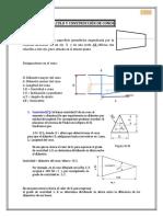 CÁLCULO y CONSTRUCCIÓN DE CONOS