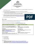 Citizenship Checklist. Version 311019