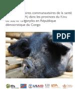 Manuel Auxiliaires Communautaires de La Santé Animale
