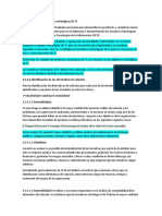 Identificación de Iniciativas estratégicas de TI