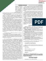 APRUEBAN REORDENAMIENTO DE PERSONAL DE SALUD-REGION SAN MARTIN