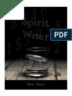 Steve Drury -Spirit Water
