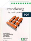 Lloyds Bank IFRC - Franchising The Gender Dimension Oct 1998 - Franchising in Britain Series