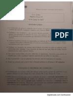 exame junho 2019