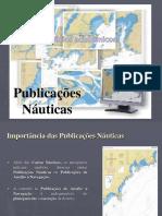 seminarios academicos publicaçoes nauticas
