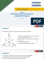 Matematica3 Semana 8 - Dia 4 Solucion Matematica Ccesa007