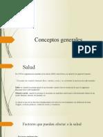 2- Conceptos generales