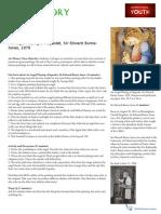 Roosevelt Island Art History 7 Sir Edward Burne-Jones