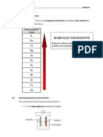 Chemistry, C6C_Electrochemical Series (S)
