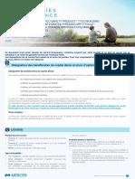 JCTYCO NON CADRES Résumé de garanties Prévoyance 2020