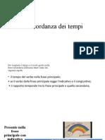 Concordanza tempi_indicativo_congiuntivo_B2Dante_MI