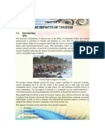 03 the Impacts of Tourism