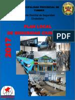 Plan Distrital de Seg. Ciud. Tumbes 2017 - Actualizado - PDF