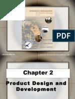 2. Product Design