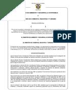 Proyecto Resolución Cupos Importación Sustancias Anexo C