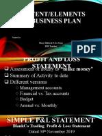 Financial Planning II