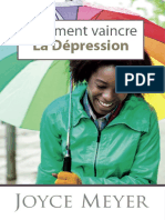 Comment vaincre La dépression - Joyce MEYER.pdf