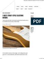 10 best Strat-style electric guitars.pdf