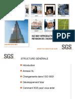 DIS 9001 Introduction Presentation fr