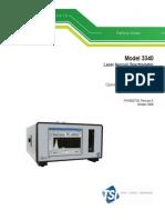6002729A Model 3340 Laser Aerosol Spectrometer Print